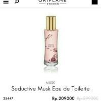 READY - Oriflame Parfum Power Musk Seductive/ Parfum wanita/Cewe Murah