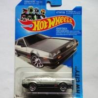 Hot Wheels / Hotwheels '81 Delorean DMC-12