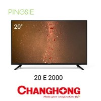 CHANGHONG 20E2000 20INCH LED TV - USB MOVIE