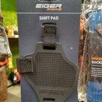 harga Eiger Riding Shift Pad Hitam Pelindung Sepatu Touring Motor Shifter Tokopedia.com