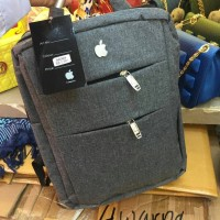 TAS RANSEL BACKPACK LAPTOP APPLE TERBARU 0937