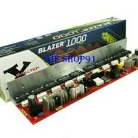Kit power amplifier BLAZER X10 plus TR Evolution 1000watt mono