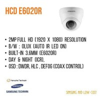 CCTV SAMSUNG INDOOR 2MP 1080P HCD E6020R RESMI