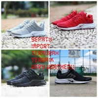 Nike air presto Low Cut Premium Import
