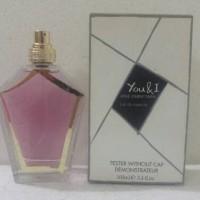 Tester One Direction You and I Women Eau De Parfum 100ml Tanpa Tutup