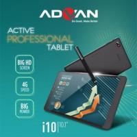 "ADVAN Vandroid i10 Active Tablet Pro 10.1"" 4G LTE RAM 2GB ROM 16GB"