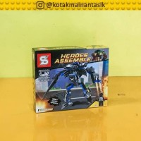 SY 248 A - Black Panther Mecha