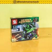 SY 248 B - Hulk Mecha