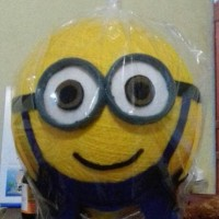 Jual lamp night lampion benang minion Murah
