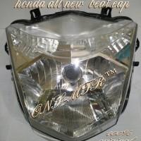 harga Reflektor Lamapu Depan Beat Esp All New / Lampu Depan Beat Street Ori Tokopedia.com