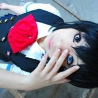 Fullset Kostum Cosplay Misaki Mei Another