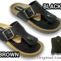 Sandal Kulit HOMYPED - NAVARA LEATHER 01