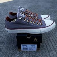 sepatu converse ox grey bnib termurah 31fdc04516