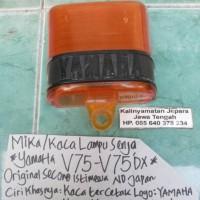 KACA LAMPU SENJA YAMAHA V75-V75DX 1974-1977