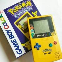 Jual gameboy color nintendo pokemon Murah