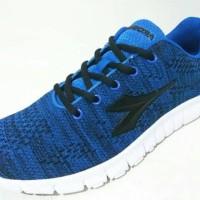 Sepatu Running Diadora Cheste Blue BlackOriginal