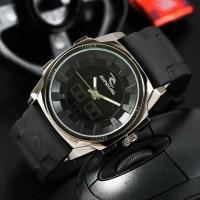 Harga jam tangan ripcurl kaos tali rubber double time best | Pembandingharga.com
