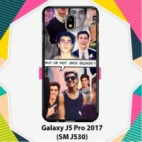 Jack Gilinsky Collage F0116 Samsung Galaxy J5 Pro 2017 Case