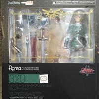 Jual Figma 320 Link Twilight Princess ver. DX Edition Murah