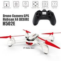 Jual Drone GPS HD Camera Hubsan H502E X4 Desire Altitude Hold Original Murah