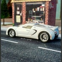 Hotwheels Fast Furious Bugatti Veyron (Redesign-Loose)