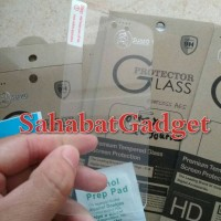 Jual Tempered Glass (AntiGores Kaca) Evercoss A65 Android One X Murah