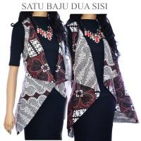 Jual outer vest Cardigan Batik atasan bolero A435A436A437 Murah