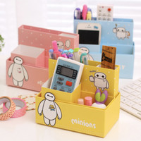 Jual Tempat Pensil - Organizer BAYMAX - Kotak - Box - Mini - Lucu - Hadiah Murah