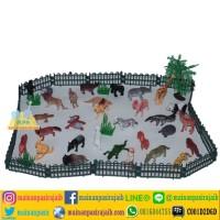 Mainan Edukatif Animal Series 4 (Animal Kingdom)