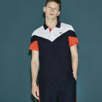 Polo Shirt Lacoste Sport Slim-fit Tennis Mens Polo 100% Original