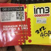 harga Perdana Data / Internet Indosat / Isat 4 Gb Tokopedia.com