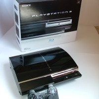 Sony playstation 3 fat 160gb