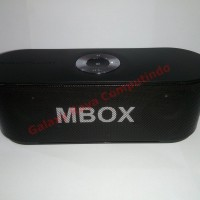 MBOX Mini Bluetooth Speaker XY-S207