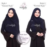 Jual Shawl Instant Elmira by Nuhijab / Kerudung / Jilbab instan Murah