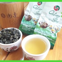 Jual TEH OOLONG HIJAU ORIGINAL ( TAIWAN QUALITY ) 80 Gram Murah