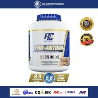RC Ronnie Coleman Pro Antium 5,6 lbs Proantium Whey Protein / 5,6lbs