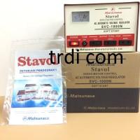Stabilizer Soft Motor Matsunaga 1000 Watt 1000w Stavol Svc 1000n