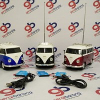 Speaker Bluetooth SONIA BE 577BT USB TF CARD RADIO FM & AUX - MOBIL VW