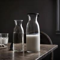 Botol Kaca Karafe 1 Liter Dengan Penutup IKEA VARDAGEN Pitcher