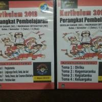 JUAL CD RPP KLS 1 UNTUK SD-MI K-13 REVISI 2017 SEMESTER 1&2 LENGKAP