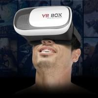 Jual Koleksi terbaru        VR Box 2ND Generation Original Google Cardboard Murah