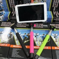 Jual SET Tongsis Bluetooth dengan holder HP&TAB 7 Inch Murah