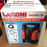 Jual Mesin steam cuci motor & mobil dan AC Lakoni Laguna 70 Murah