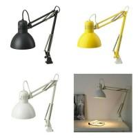 harga Lampu Kerja Pameran Bazar Ikea Tertial Lamp Kantor Cafe Meja Belajar Tokopedia.com