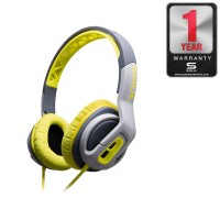 TRANSFORM Superior Active Performance OnEar Sport Headphone SOUL Green