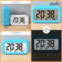 Jam Weker / Digital Desktop Smart Clock / jam meja alarm - JP9901-2