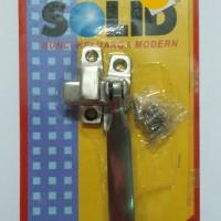 SOLID WINDOW LOCK (SPRING KNIP AND RAMBUNCIS) RMB 630 SN