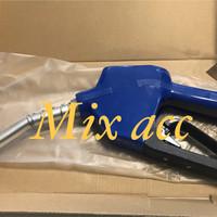 nozzle gun 3/4 inch dispenser pertamina spbu pom bensin  PERTAMAX BIRU