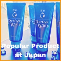 Shiseido SENKA Perfect Whip 120 g - Cleansing Foam - Sabun Cuci Muka