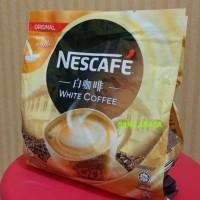 Eceran Termurah!! Nescafe WHITE COFFEE ORIGINAL WITH MILK